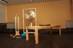 The InnerSpace - Yoga, Pilates Raum