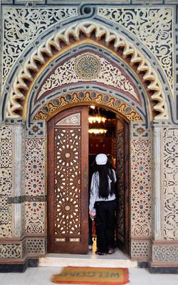 Coptic Church El Muallaqa (cairo - Egypt)