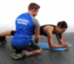 Personal Trainer Maddie (Nick's Version)
