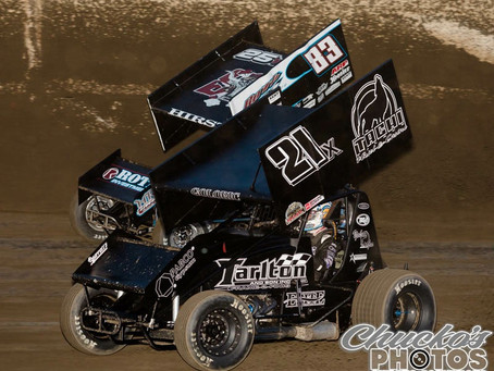 King of the West-NARC 410 Sprint Cars and Sprint Car Challenge Tour geared up to invade Placerville