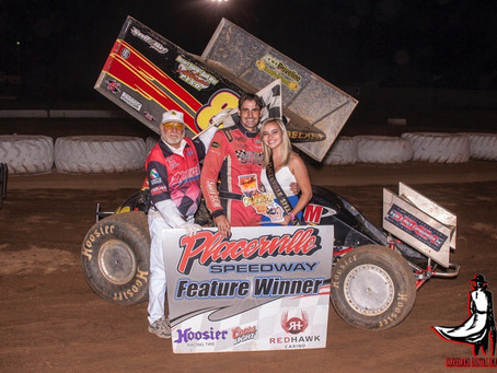 Late move nets Becker another Placerville Speedway win