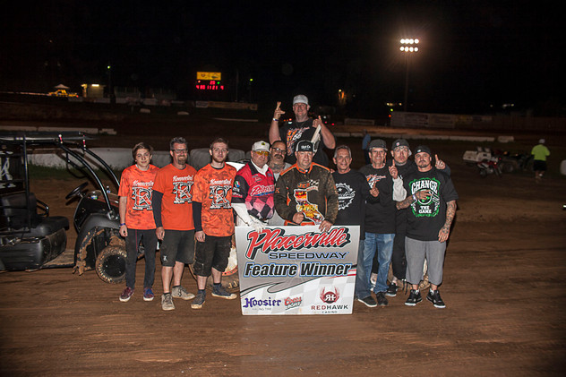 Scott Hall wingless win