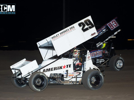 The Elk Grove Ford Sprint Car Challenge Tour presented by Abreu Vineyards to feature 12 events at si