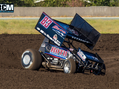 Kyle Hirst Looks To Wrap Up Inaugural SCCT Title Saturday In Stockton