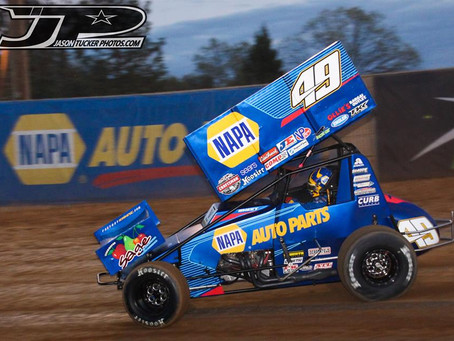 Placerville Speedway set for huge end to the season starting with World of Outlaws and Championship