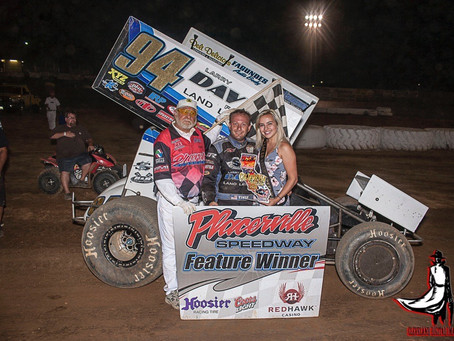 Steven Tiner claims 2nd Placerville win of July on Saturday