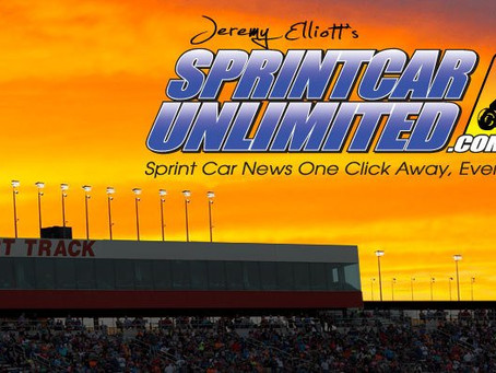 Jeremy Elliott's SprintCarUnlimited.com lends support to Sprint Car Challenge Tour feature at Calist