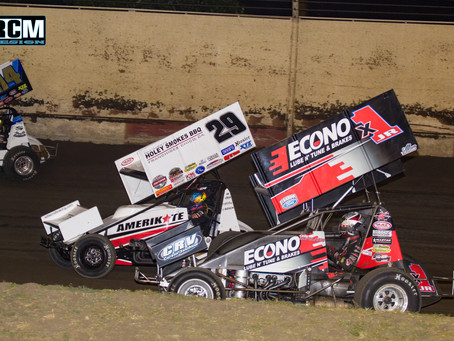 Sprint Car Challenge Tour Ready For Stockton Showdown On Saturday