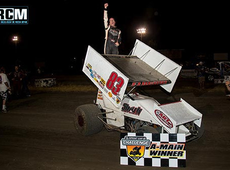 Jonathan Allard returns to victory lane with SCCT Saturday