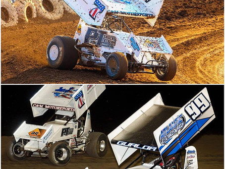 C&M Motorsports looks to bring home the Elk Grove Ford Sprint Car Challenge Tour presented by Ab