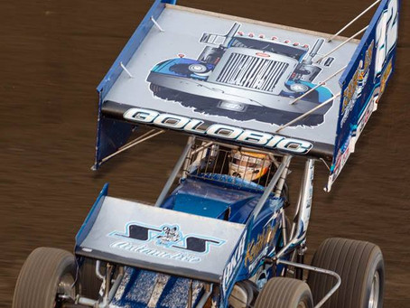 Trophy Cup champion Shane Golobic will compete at a majority of the Elk Grove Ford Sprint Car Challe