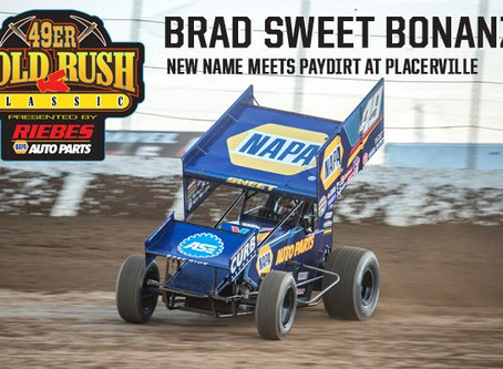 Brad Sweet's Showdown Gets New Name and Becomes Biggest 410 Sprint Car Race in California