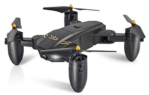 ScharkSpark FQ 36 Drone with Camera Live Video, Portable RC