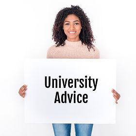 University advice