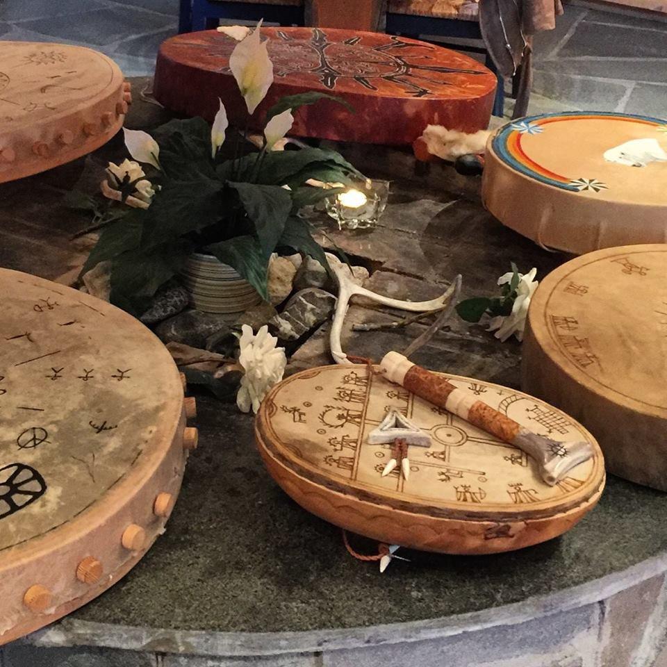 NEXT Workshop: Drumming Alive