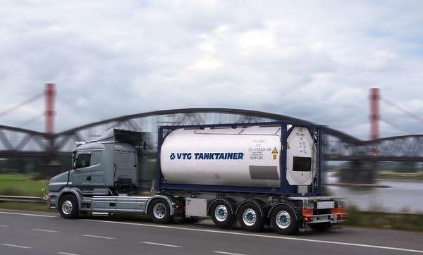 VTG Tanktainer Scandi Bulk