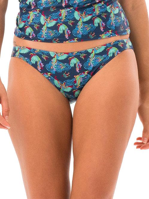 Cheeky Bikini Pant Bird Paradise
