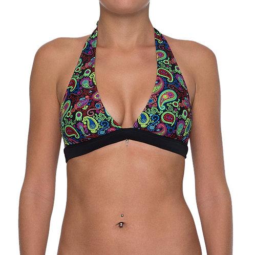 Bikini Bunnytie Bra Cashmere Black