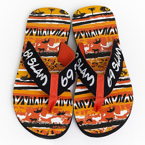 Flip Flops Savanna Orange