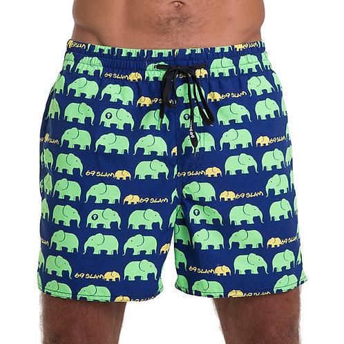 Boardshorts Elephant Green