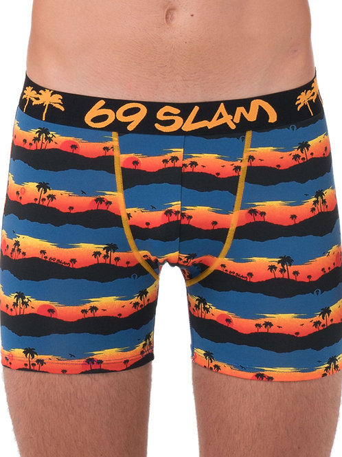 Boxershorts Sunset Palm