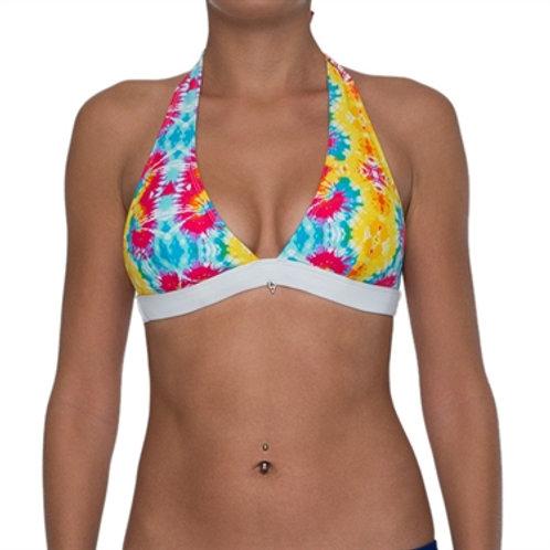 Bikini Bunnytie Bra Tie Dye