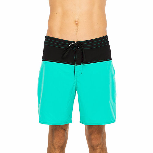 Boardshorts Black/Green