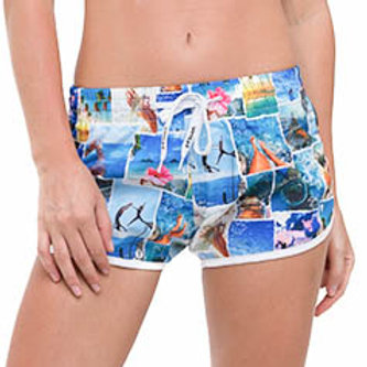 Boardshorts Into the Blue