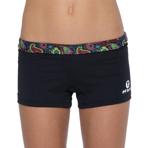 Buddhi Shorts Cashmere Black
