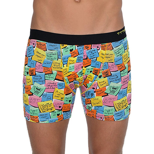 Bamboo Boxershorts Post It