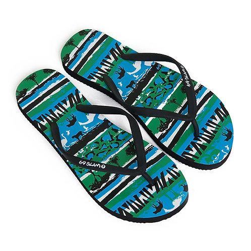 Flip Flops Savanna Blue