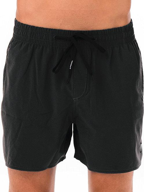 Boardshorts Plain Black