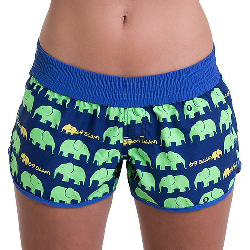 Boardshorts Elephant Green