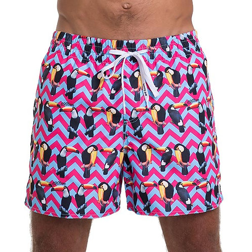 Boardshorts Toucan