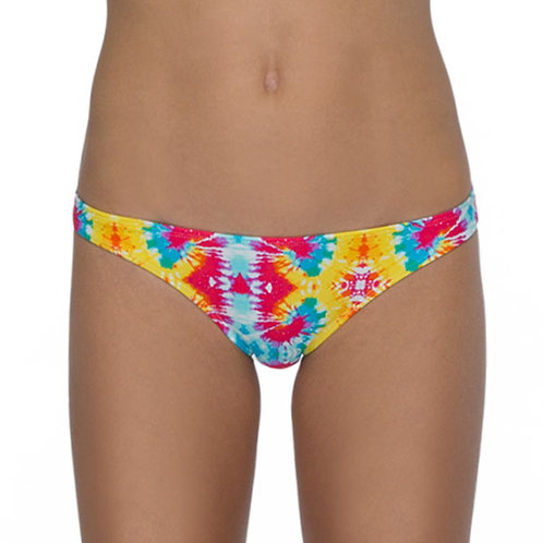 Cheeky Bikini Pant Tie Dye