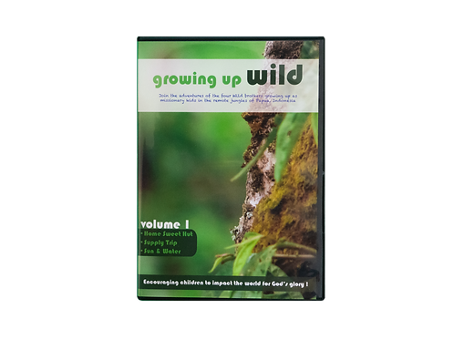 Growing up Wild Volume 1
