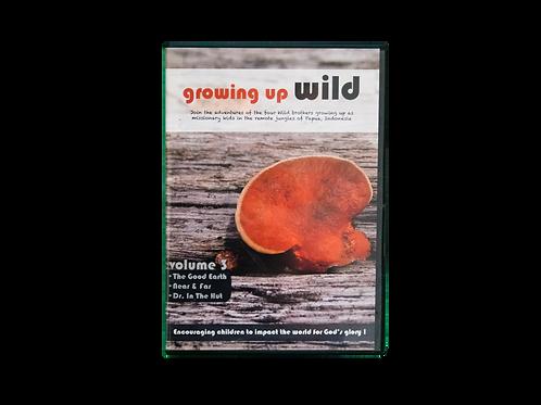 Growing up Wild Volume 3