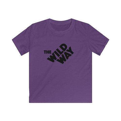 Wild Way Kids Softstyle Tee