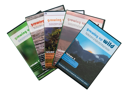Growing up Wild Complete Pack
