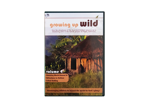 Growing up Wild Volume 4