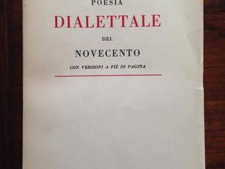 Estetica e ideologia: la canonizzazione della poesia in dialetto nelle antologie italiane (1920-2005
