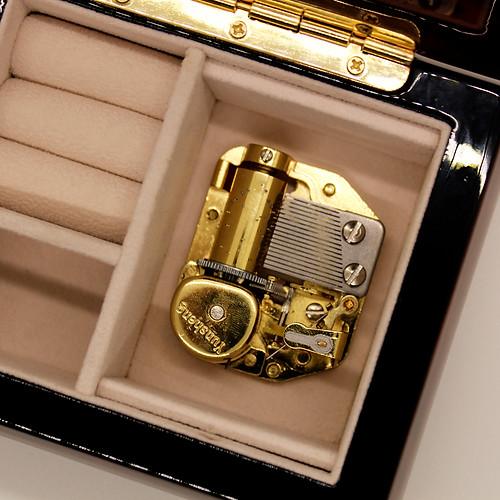 Harmonia Music Box Inside