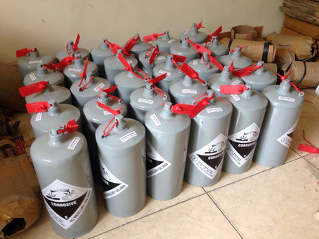 Best Grade Red and Silver Liquid Mercury for Sale