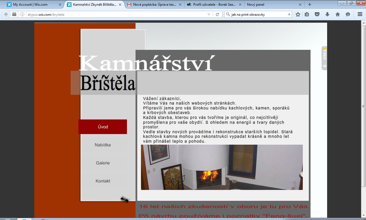 WEB-KAMNA
