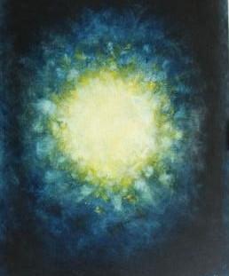 č.123, Světlo, 2008, olej na plátně, rozměr plátna 90 x 120 cm, cena obrazu 25 000,-Kč
