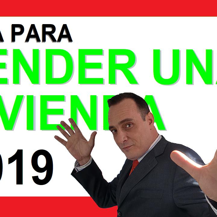 CURSO. GUÍA PARA VENDER UNA VIVIENDA EN 2019