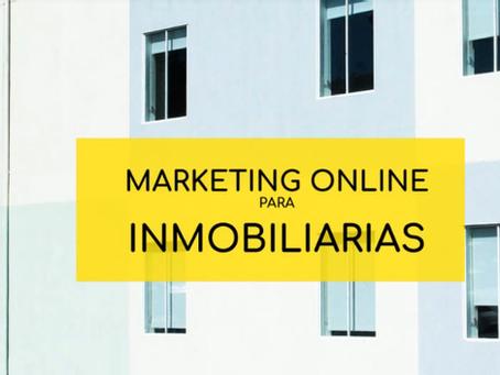 Curso Marketing Inmobiliario Online