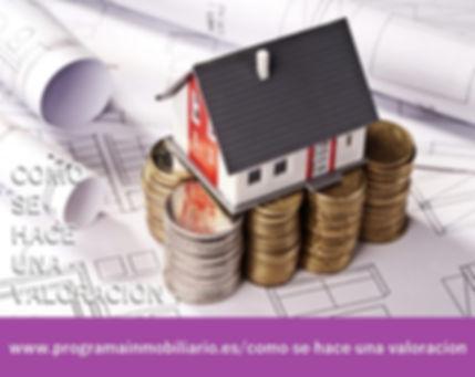 como se hace una valoracion inmobiliaria