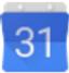 Calendar libre de Google