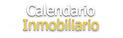 Calendario inmobiliario de Webmail